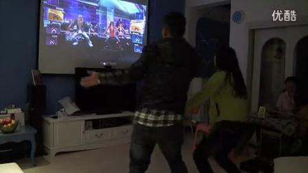 Xbox360体感游戏——江南style(双人跳)_高清
