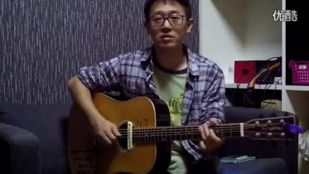 N7 music!豆瓣音乐人N7原创单曲《游戏》,很赞的吉他弹唱。_高清
