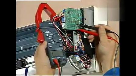 空调的结构和工作原理,空调维修视频教程
