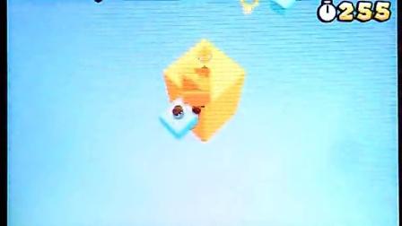 【小企鹅】超级马里奥3D大陆实况解说-第2世界-这就这么难了吗
