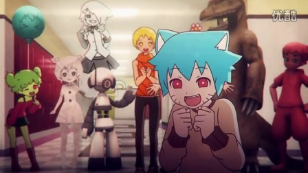 What if  《The Amazing World Of Gumball》 was an anime