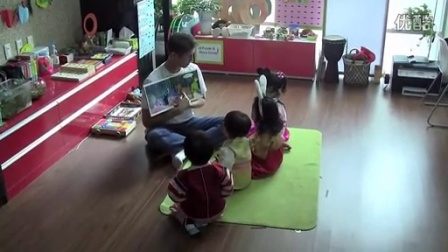 Storytime with 2-3 year olds