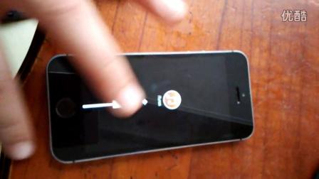 解锁卡贴搞坏iphone5S开机显示连接itunes\u002F