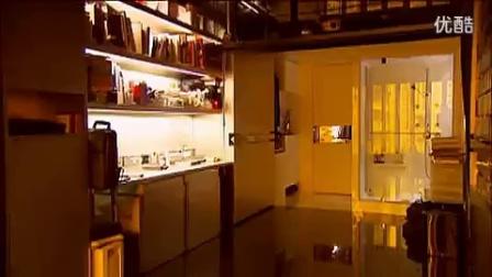 拥有24个空间的32平米公寓室内设计