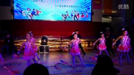 """运城艺爱舞专业舞蹈培训中心《彩蝶飞舞》荣获""""一等奖"""""""