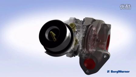 可变截面涡轮增压器(VTG)
