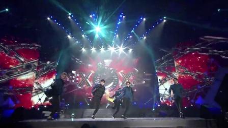 全视频之夜 42 EXO 第1首