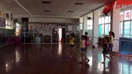 随州市石美艺术培训中心拉丁舞恰恰银牌