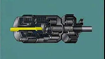 汽车维修自学通底盘传动糸统之1自动变速器工作原理视频