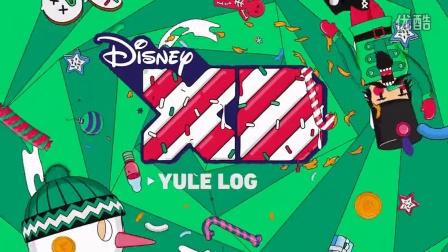 2veinte - Yule Log - Disney XD