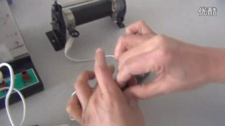 大连中考物理实验加试操作08:测定值电阻