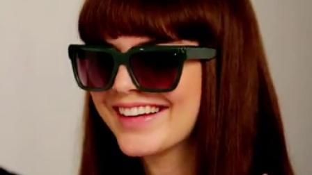 世界名模Kendall Jenner参与拍摄KARL LAGERFELD SS15广告大片