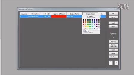 Multispectral Settings
