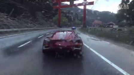 游迅网_《驾驶俱乐部》Icona Vulcano超跑演示