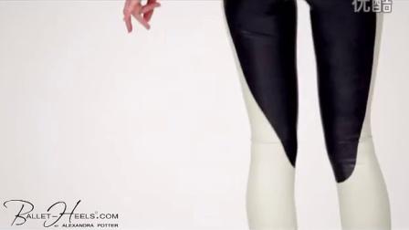 Modern Dance By Alexandra Porter