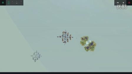游戏《围攻》自制直升机——达芬奇二号  完美飞行器