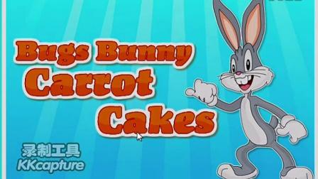 兔八哥纸杯蛋糕