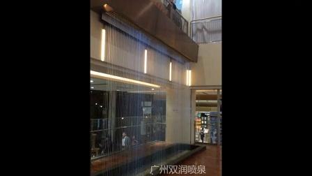 广州双润喷泉 水帘 数码水帘 喷泉 音乐喷泉