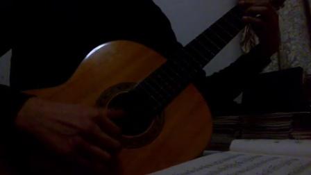 58圆舞曲-勃拉姆斯-Xfan古典吉他