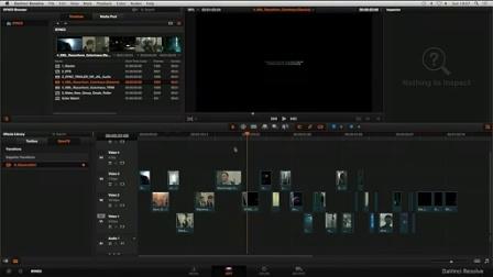 用bmcc拍摄的科幻电影在DaVinci Resolve 11进行调色