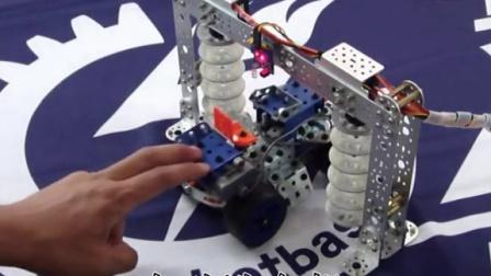 百变之星创意拼装套件-自动洗车机
