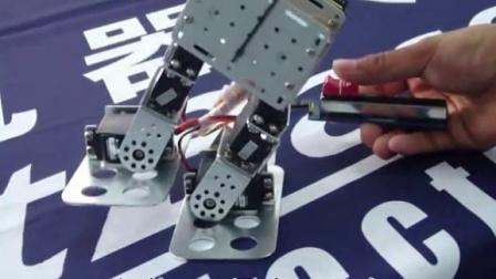 百变之星创意拼装套件-迷你双足机器人