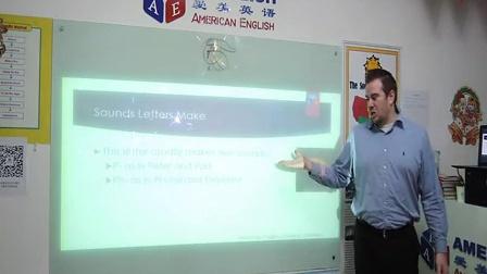 美语发音纠正课程(四)
