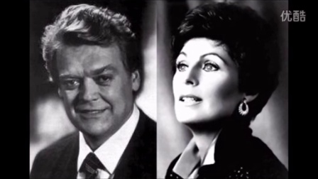 "Hermann Prey & Roberta Peters sing ""Only make believe I love You"""