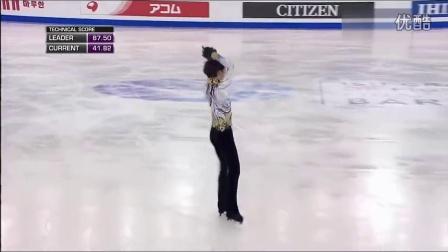 羽生结弦 Yuzuru Hanyu 2014 Grand Prix Final LP