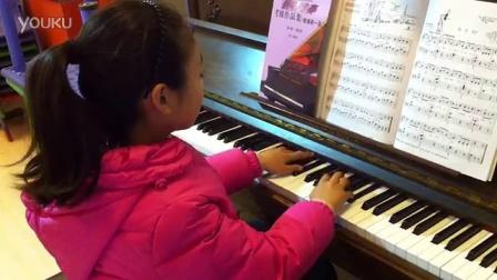 爱丽丝音乐艺术学校 郝雨《月光下》