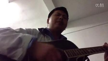 吉他弹唱许巍-执着#我是吉他弹唱达人#