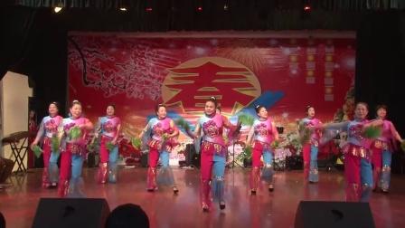 金晓钢制作通化市二道江区2015迎新春群众文艺汇演