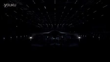 美国军火商Northrop Grumman 新一代战略轰炸机宣传大片