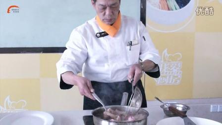 福建新东方烹饪学校大师教您制作年夜饭菜肴:糖醋排骨