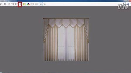 南京四维星装饰装修排版软件视频教程27集之第19集窗帘的基本功能、添加、编缉、展示