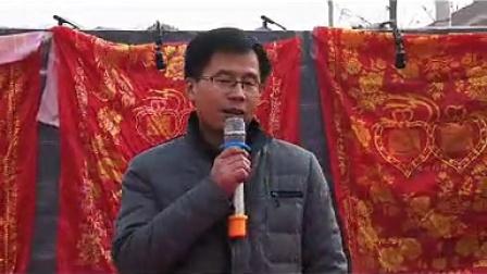 杨陵区田西村2014表彰大会摄像王随昌1