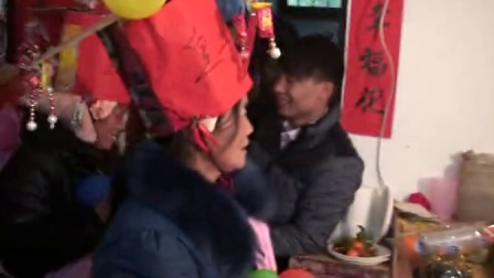 贵州·剑河·敏洞杨文玉与李源结婚纪念(下集)唱酿海歌真让人大笑