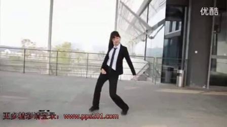 广场舞小苹果动作分解-舞步教学视频大全