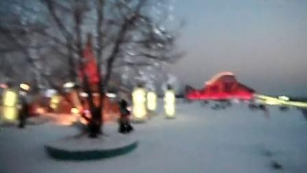 哈尔滨冰灯
