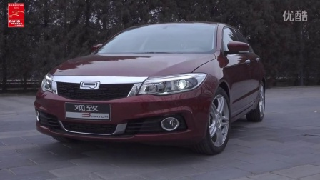 ams2015风云车最佳国产准中级轿车:观致 3