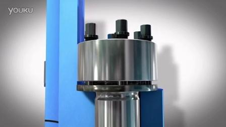 Superbolt™ 超级螺栓 多顶推预紧器 - 组装动画