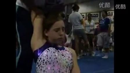 被动体操训练 压腿训练