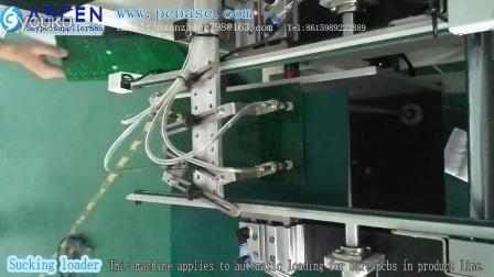 sucking loader machine SMT peripheral equipment turn conveyor PCB conveyor