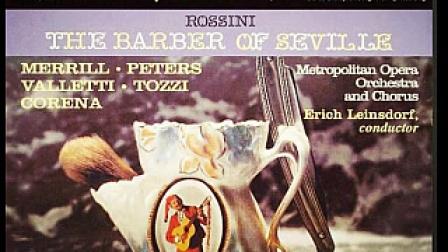 塞维利亚的理发师Robert Merrill Roberta Peters Cesare Valletti Fernando Corena