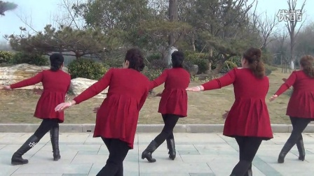 男人潇洒女人漂亮-草桥村广场舞