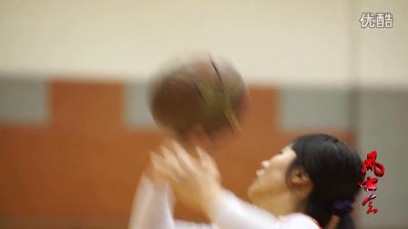 中国女子轮椅篮球风云会