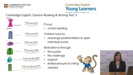 Fun and achievement in the young learner classroom