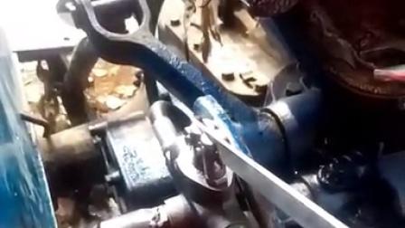 上海50拖拉机改装外置液压