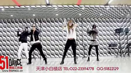 天津公司年会推荐几个简单易学的舞蹈适合4个人跳_标清