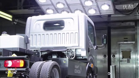 Electric truck development